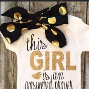 Other - Super cute! Newborn outfit set.